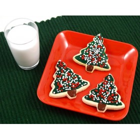 Tree Cookies (set of 3) (Christmas Cookies)